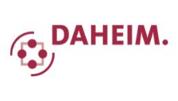 DAHEIM. Logo